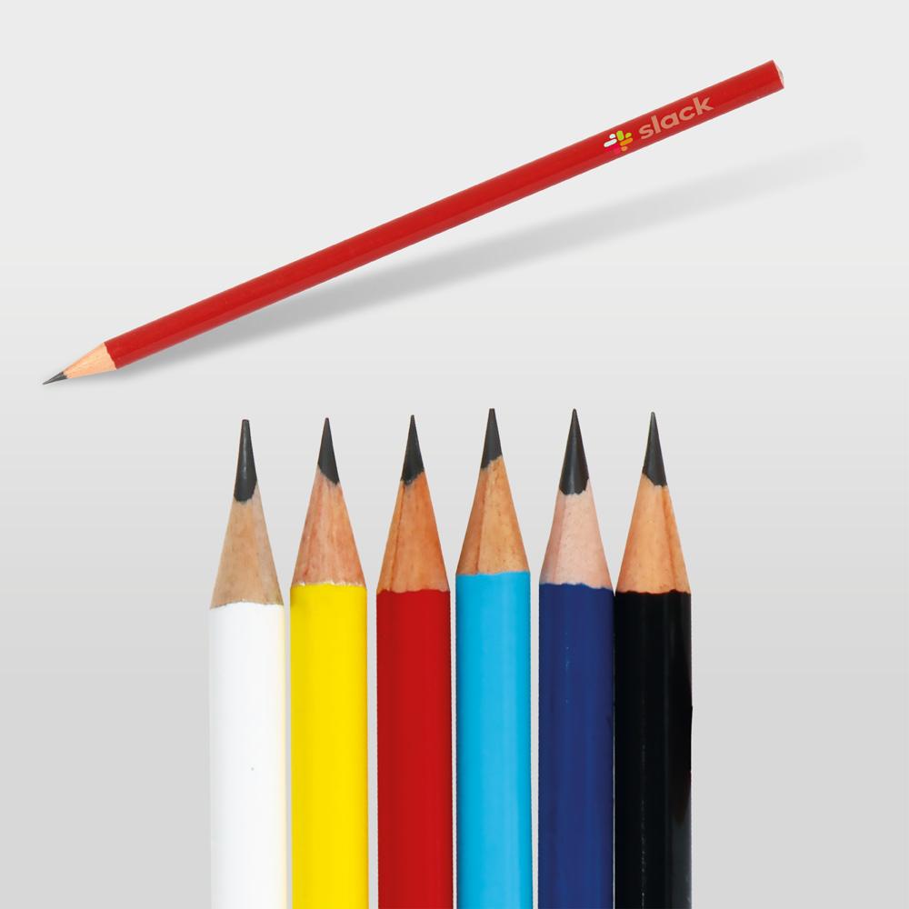 0522-85 Yuvarlak Renkli Kurşun Kalem
