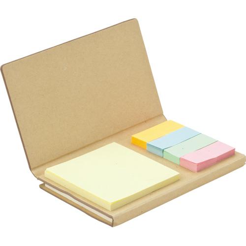 GD-009 Renkli Yapışkanlı Notluk