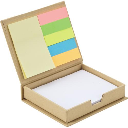 GD-011 Renkli Yapışkanlı Notluk