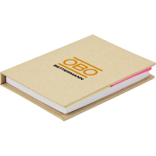 GD-013 Renkli Yapışkanlı Notluk